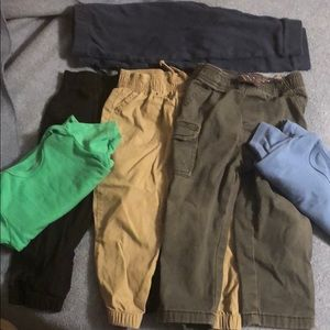 Toddler boy's clothes - 24 months